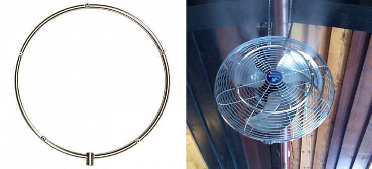 Кольца для вентиляторов